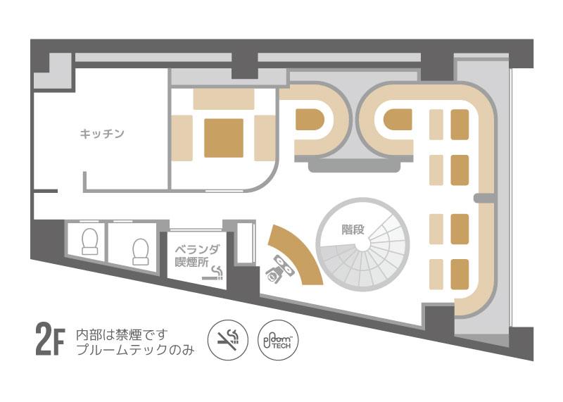 MEZZO Floor Plan 2F